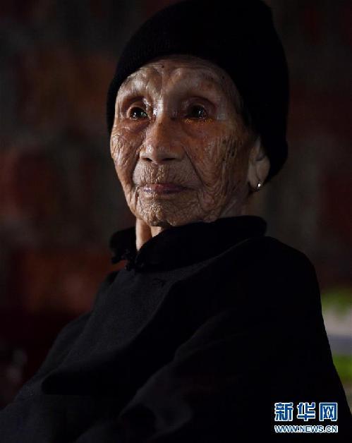 """(XHDW)中国大陆最后一位起诉日本政府的""""慰安妇""""幸存者离世"""