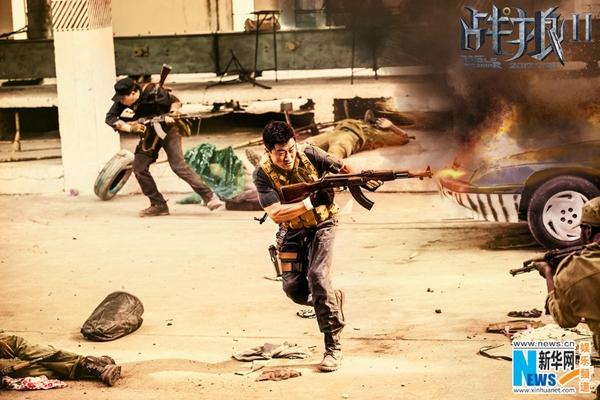 为什么是《战狼2》?中国电影票房新纪录背后的启示