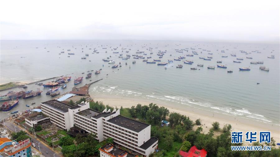#(社会)(3)南海伏季休渔结束 渔民出海捕鱼