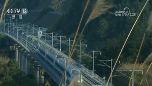 我国四纵四横高铁网已基本建成 雄安新区将直达香港