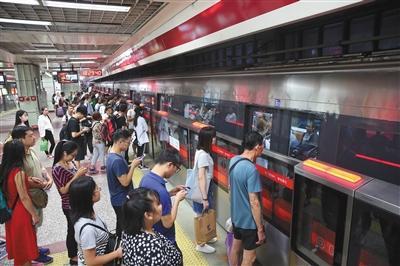 北京市全部19条地铁线路实现安全门全覆盖