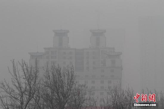 """环保部:成立专家团队指导京津冀及周边""""2+26""""城市"""