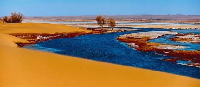饥渴的黄河:年缺口50亿立方米 利用率远超承载力