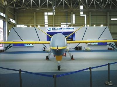 翼龙Ⅱ无人机首露真容 可以20小时持续任务续航