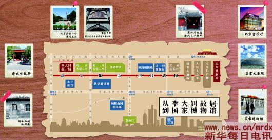 """北京,一条街巷储存的民族复兴""""密码"""""""