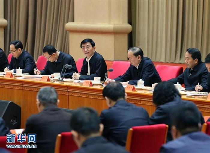 王沪宁:全面准确宣讲党的十九大精神 增强宣讲活动针对性和实效性