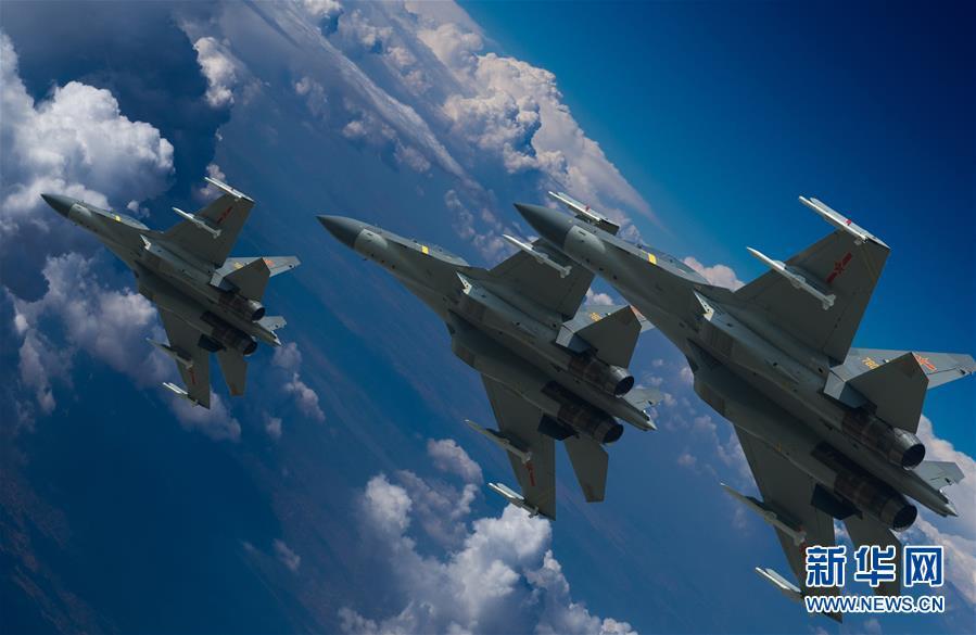 (圖文互動)(1)中國空軍向全疆域作戰的現代化戰略性軍種邁進