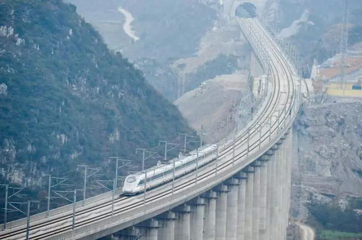 沪昆高铁个别隧道存严重质量问题 铁总通报