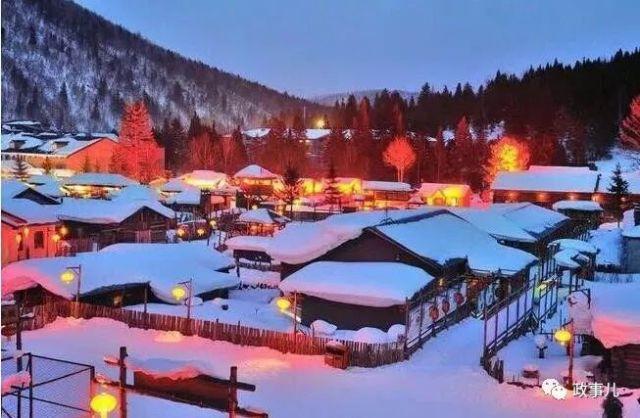 今冬第一场雪,为啥在黑龙江这么受关注?