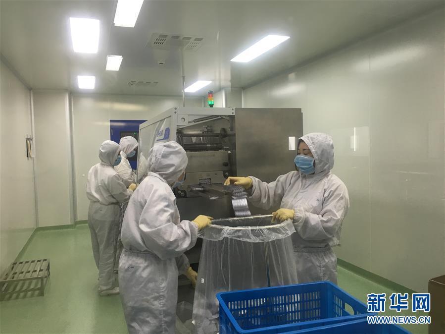 浙江浙北药业有限公司加急生产15000瓶白血病患儿救命药