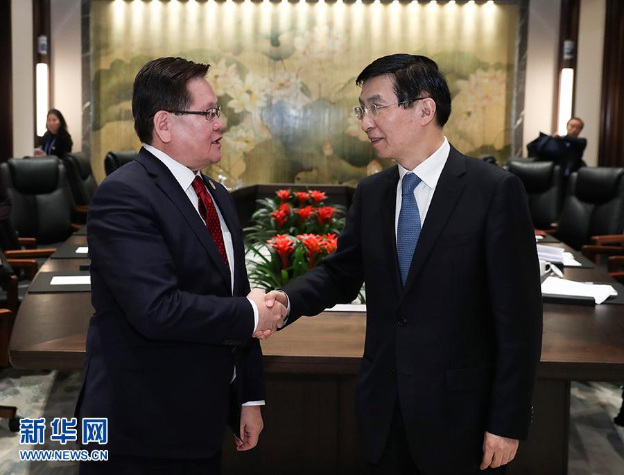 茅台王子酒价格查询王沪宁会见出席世界互联网大会的外国客人