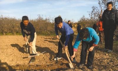 干部驻进村 合力挖穷根
