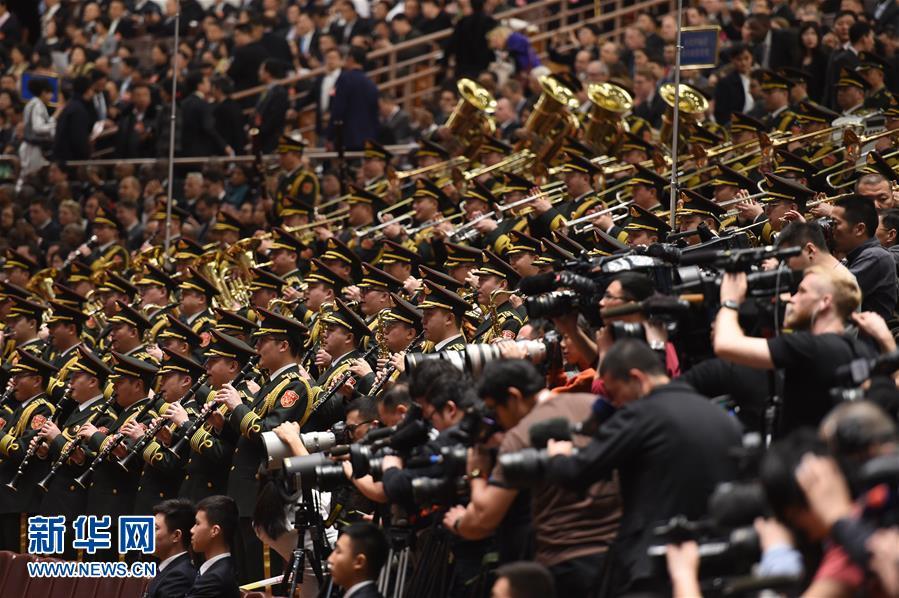 【原创】十二届全国人大五次会议在京开幕 - 今日延安 - 今日延安影视音画博客
