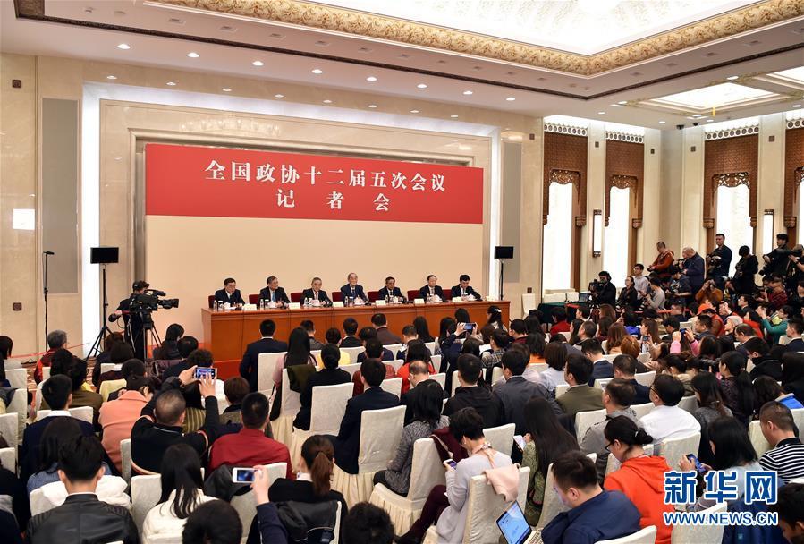 (两会)(2)政协委员谈促进经济平稳健康发展