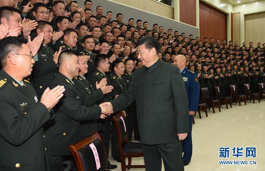 习近平视察第71集团军 新湖南www.hunanabc.com