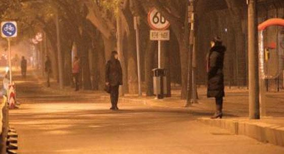 北京 使馆 区 旁 的 站 街 女 女 初中