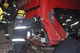 甘肅:大客車側翻 已致10人死亡