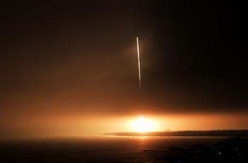 天舟一號貨運飛船發射取得圓滿成功