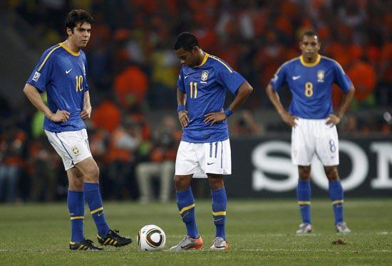 1、非洲球队与巴西会师决赛、英格兰进四强(2010世界杯)-贝利五大