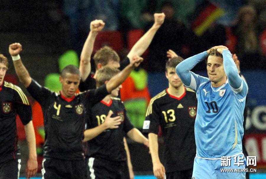 德国队获得世界杯季军图片