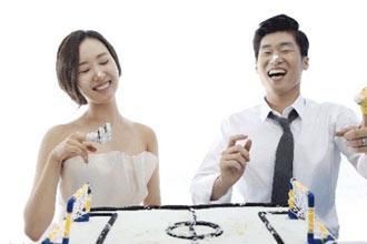 朴智星结婚_女主播金敏智老公朴智星大婚揭结婚照