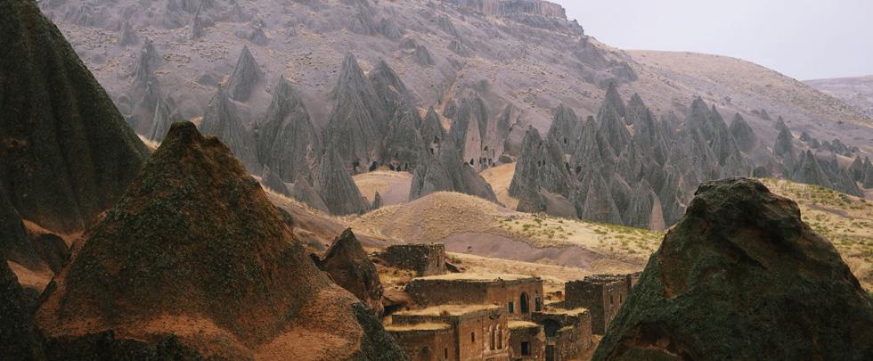 神奇的洞穴之城——卡帕多奇亞(高清)