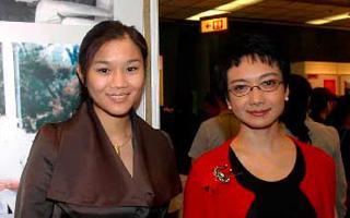鄧小平的兩個漂亮外孫女