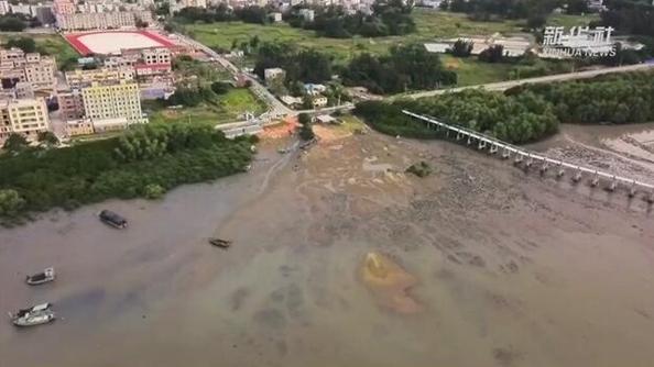 治水不力!广东茂名污水直排问题突出