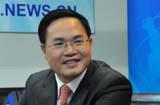 梅州市委書記朱澤君接受新華網專訪