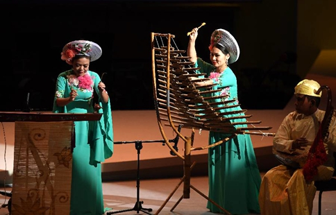 15th Asia Arts Festival opens in east China