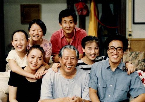 中国影视界知名度最高的超级童星之一.在剧中塑造的角色贾圆高清图片
