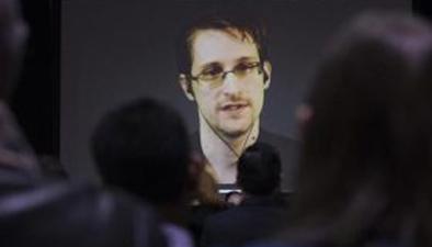 斯諾登:美曾批準網絡攻擊外國政黨