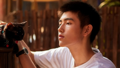 陳凱歌15歲兒子酷似吳亦凡