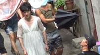 馮紹峰男扮女裝 穿蕾絲睡裙造型曝光
