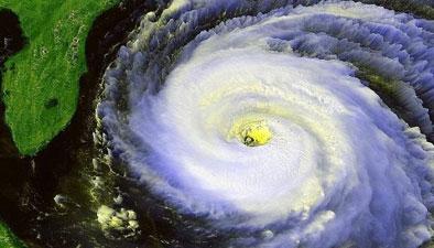 """美國:""""馬修""""減至熱帶氣旋"""