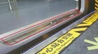一顆珍珠逼停成都地鐵:車門關不上 列車全線晚點
