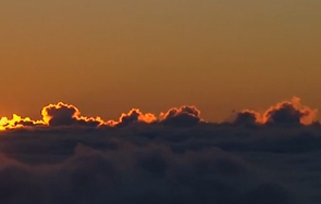 夏威夷:三千米雲端之上 世界最美日出