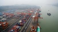 1月中國物流業景氣指數為52.5%