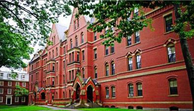 哈佛大學校名的由來