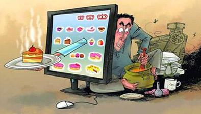 網絡消費大調查:外賣平臺魚龍混雜 衛生狀況實堪憂