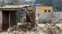 暴雨致秘魯洪水肆虐