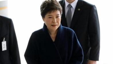 樸槿惠今日出庭接受逮捕必要性審查