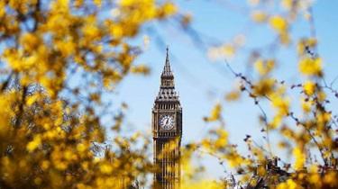 英國大本鐘開啟維修工程 耗資2億多