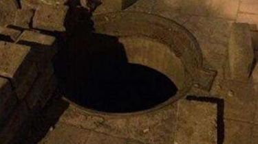山西晉中:兩歲男童墜入下水井 眾人營救