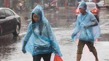 南方進入雨季 強對流天氣頻繁