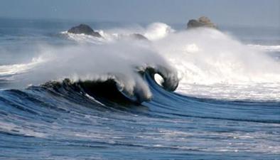 美國:海平面上升 小島將被淹沒