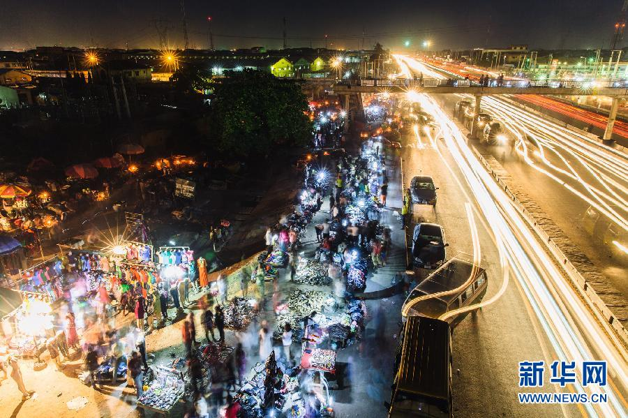 """一.尼日利亚在非洲拥有\""""三最\""""称号:非洲人口最多的国家、非洲"""
