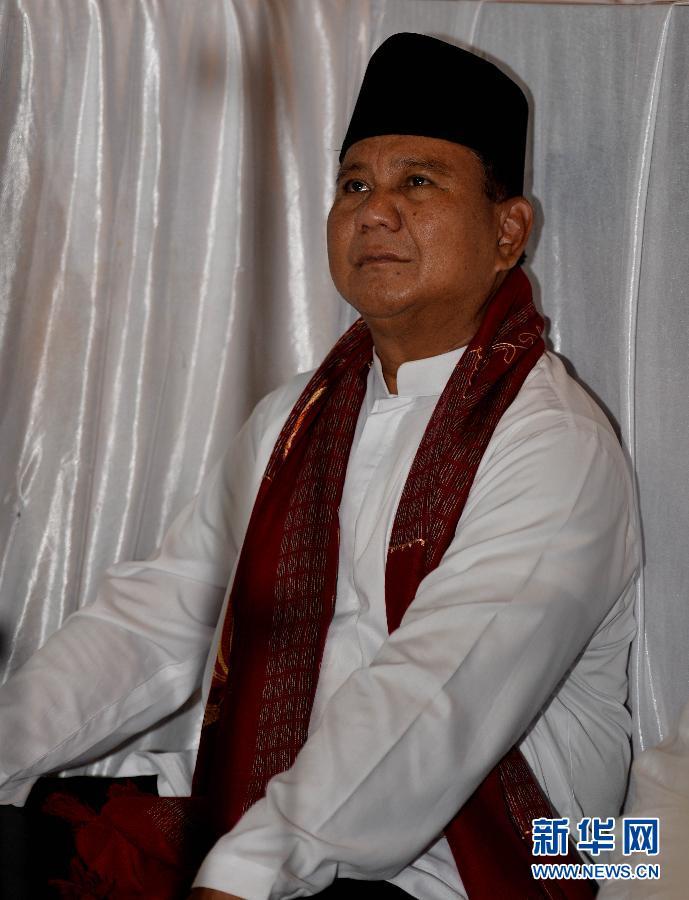 印尼即将举行总统选举(组图)