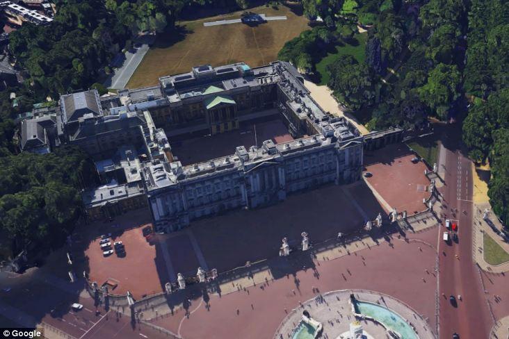 英国伦敦谷歌地图使用3D技术 重现首都风光(组
