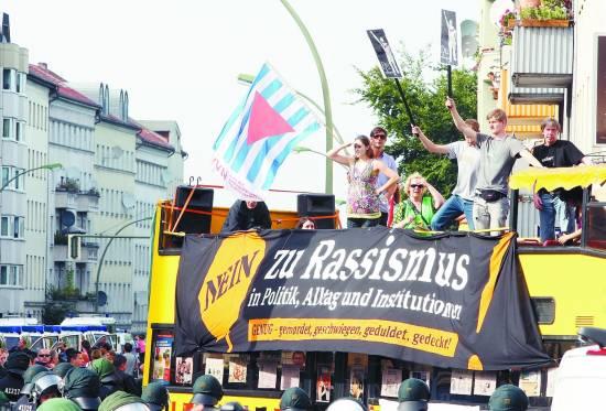 穆斯林移民话题再次搅动德国社会